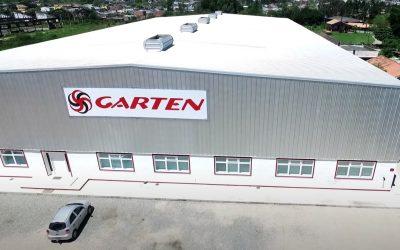 Garten Automação é a primeira empresa parceira do H2IA